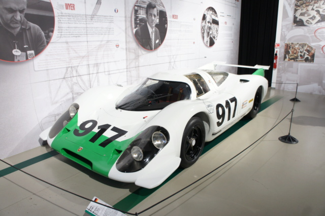 Musée Automobile de La Sarthe - Musée des 24 heures - Page 3 Dsc07314