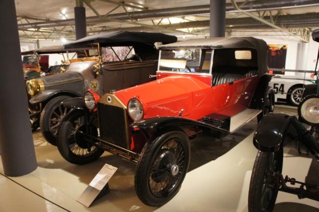 Musée Automobile de La Sarthe - Musée des 24 heures - Page 3 Dsc07410