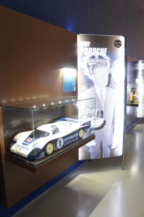 Musée Automobile de La Sarthe - Musée des 24 heures - Page 3 Dsc07411