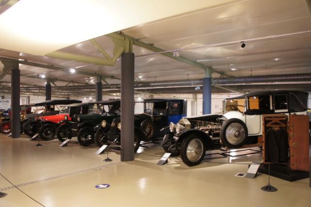 Musée Automobile de La Sarthe - Musée des 24 heures - Page 3 Dsc07420