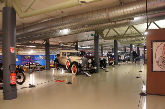 Musée Automobile de La Sarthe - Musée des 24 heures - Page 3 Dsc07421