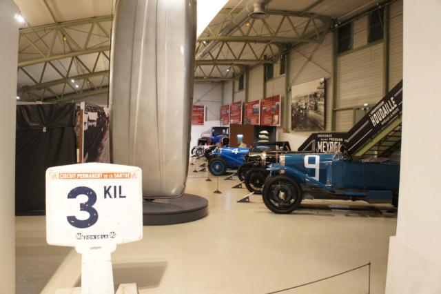 Musée Automobile de La Sarthe - Musée des 24 heures - Page 3 Dsc07422