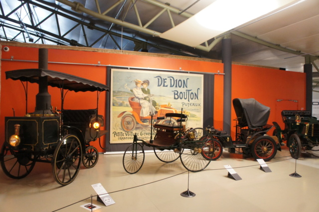 Musée Automobile de La Sarthe - Musée des 24 heures - Page 3 Dsc07423