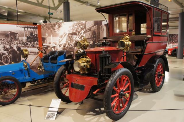 Musée Automobile de La Sarthe - Musée des 24 heures - Page 3 Dsc07424