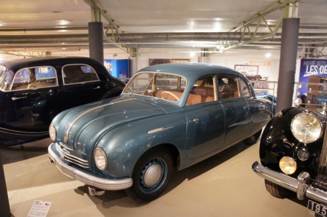 Musée Automobile de La Sarthe - Musée des 24 heures - Page 3 Dsc07426