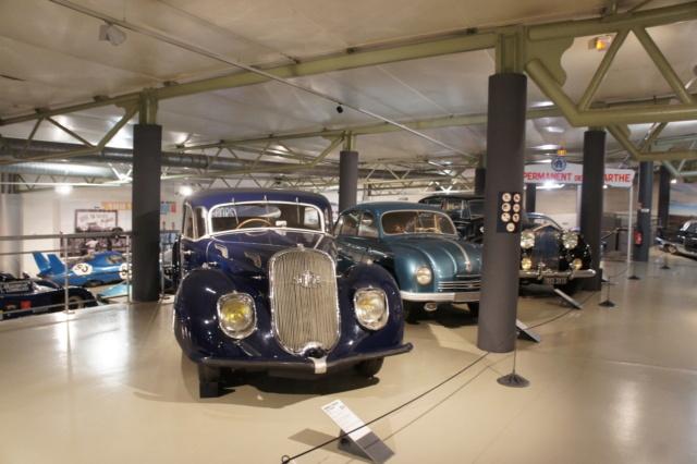 Musée Automobile de La Sarthe - Musée des 24 heures - Page 3 Dsc07428