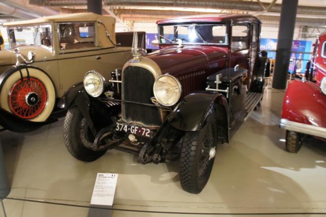 Musée Automobile de La Sarthe - Musée des 24 heures - Page 3 Dsc07431