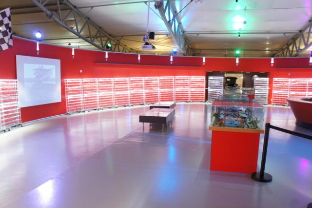Musée Automobile de La Sarthe - Musée des 24 heures - Page 3 Dsc07432