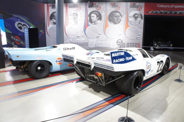 Musée Automobile de La Sarthe - Musée des 24 heures - Page 3 Dsc07448