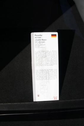 Musée Automobile de La Sarthe - Musée des 24 heures - Page 4 Dsc07455