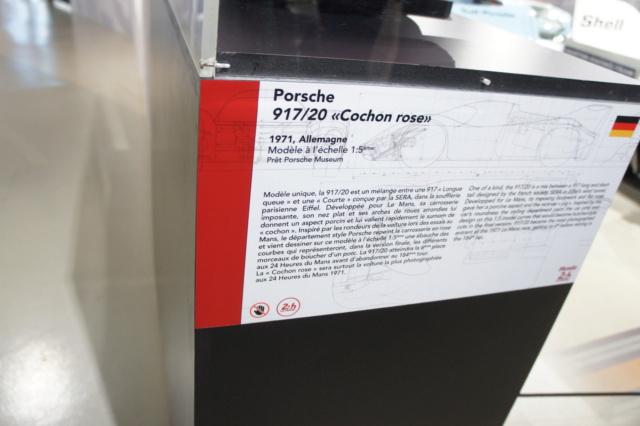 Musée Automobile de La Sarthe - Musée des 24 heures - Page 4 Dsc07459