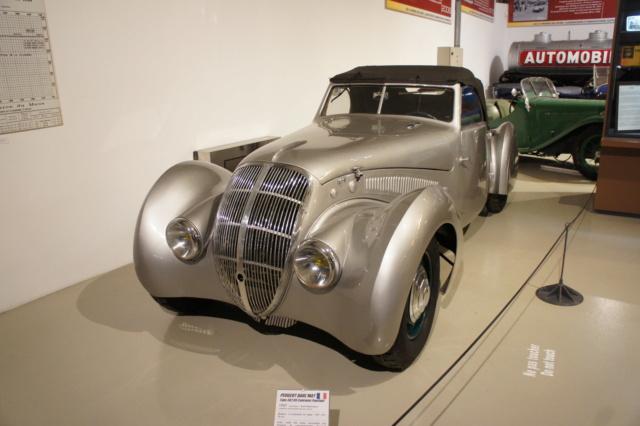 Musée Automobile de La Sarthe - Musée des 24 heures - Page 3 Dsc07510