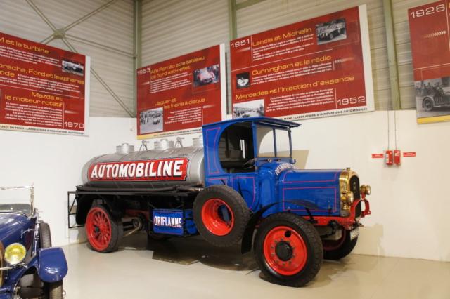 Musée Automobile de La Sarthe - Musée des 24 heures - Page 3 Dsc07511