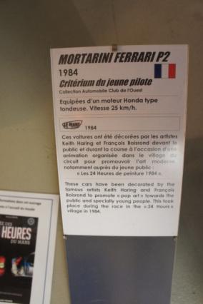 Musée Automobile de La Sarthe - Musée des 24 heures - Page 3 Dsc07512