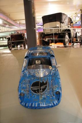 Musée Automobile de La Sarthe - Musée des 24 heures - Page 3 Dsc07514