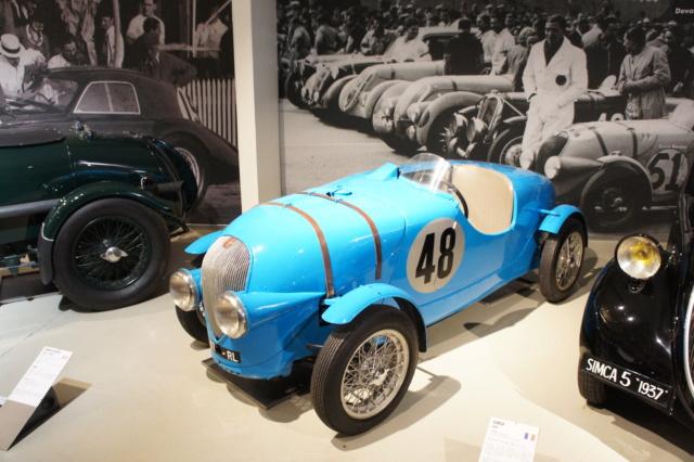 Musée Automobile de La Sarthe - Musée des 24 heures - Page 3 Dsc07515