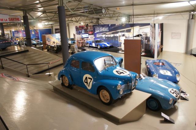 Musée Automobile de La Sarthe - Musée des 24 heures - Page 3 Dsc07517