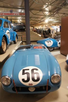 Musée Automobile de La Sarthe - Musée des 24 heures - Page 3 Dsc07518