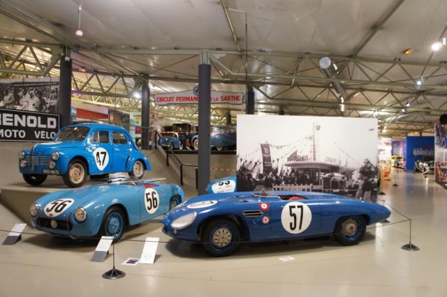 Musée Automobile de La Sarthe - Musée des 24 heures - Page 3 Dsc07519