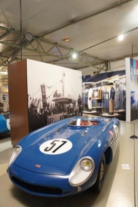 Musée Automobile de La Sarthe - Musée des 24 heures - Page 3 Dsc07520