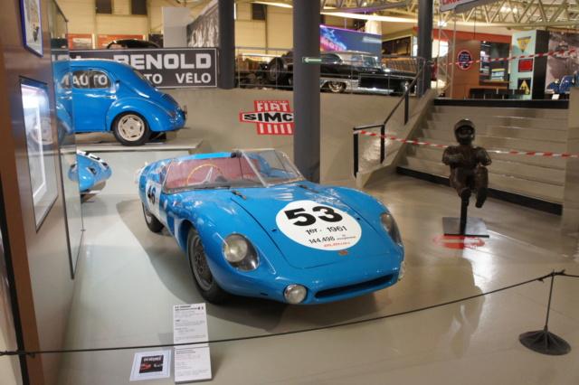 Musée Automobile de La Sarthe - Musée des 24 heures - Page 3 Dsc07523