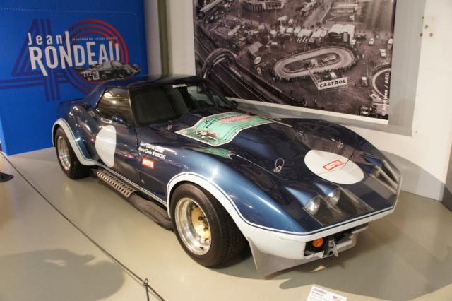 Musée Automobile de La Sarthe - Musée des 24 heures - Page 3 Dsc07524