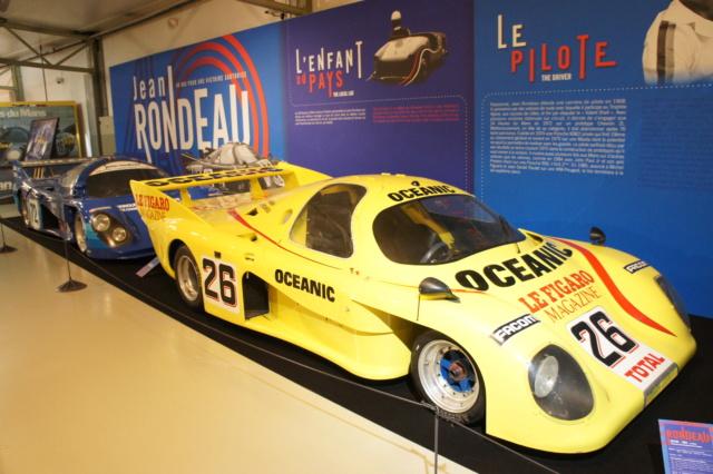 Musée Automobile de La Sarthe - Musée des 24 heures - Page 3 Dsc07525