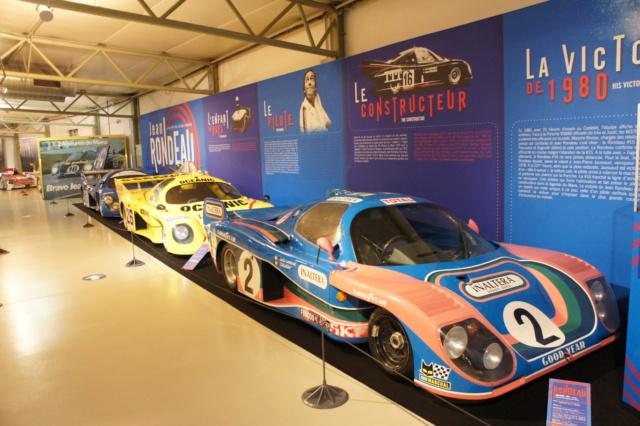 Musée Automobile de La Sarthe - Musée des 24 heures - Page 3 Dsc07526
