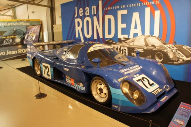 Musée Automobile de La Sarthe - Musée des 24 heures - Page 3 Dsc07527