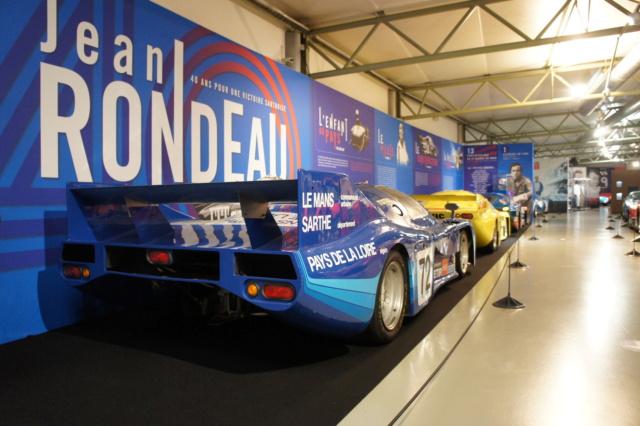 Musée Automobile de La Sarthe - Musée des 24 heures - Page 3 Dsc07528
