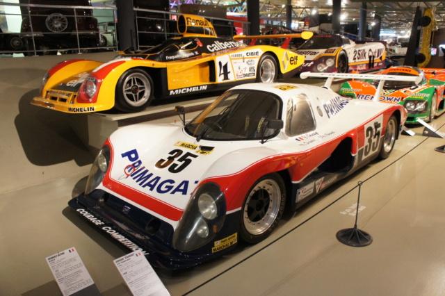 Musée Automobile de La Sarthe - Musée des 24 heures - Page 3 Dsc07529