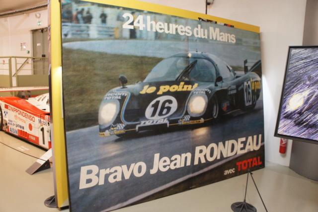 Musée Automobile de La Sarthe - Musée des 24 heures - Page 3 Dsc07530