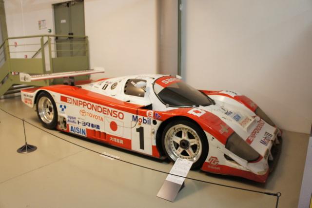 Musée Automobile de La Sarthe - Musée des 24 heures - Page 3 Dsc07532