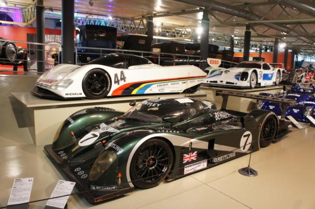 Musée Automobile de La Sarthe - Musée des 24 heures - Page 3 Dsc07534
