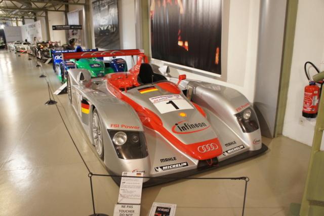 Musée Automobile de La Sarthe - Musée des 24 heures - Page 3 Dsc07535