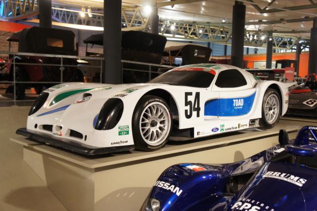 Musée Automobile de La Sarthe - Musée des 24 heures - Page 3 Dsc07536