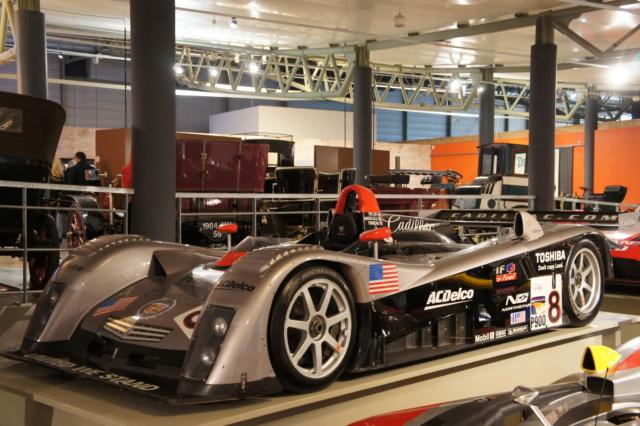 Musée Automobile de La Sarthe - Musée des 24 heures - Page 3 Dsc07537