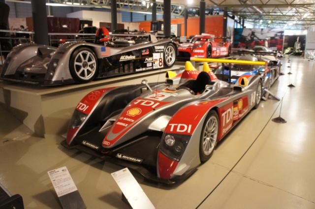 Musée Automobile de La Sarthe - Musée des 24 heures - Page 3 Dsc07538