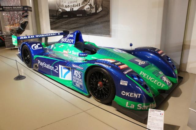 Musée Automobile de La Sarthe - Musée des 24 heures - Page 3 Dsc07539