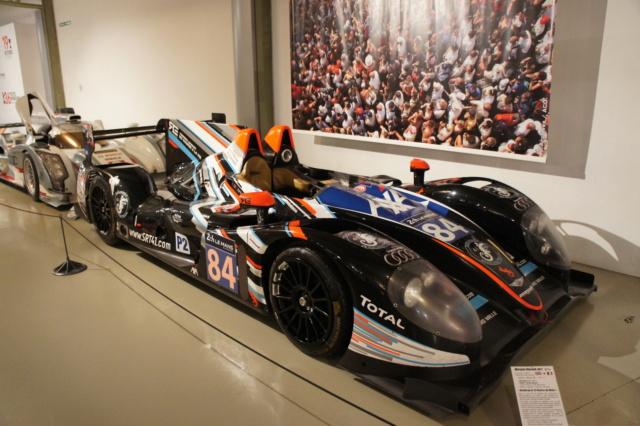 Musée Automobile de La Sarthe - Musée des 24 heures - Page 3 Dsc07540