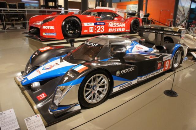 Musée Automobile de La Sarthe - Musée des 24 heures - Page 3 Dsc07545