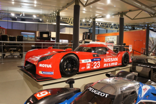 Musée Automobile de La Sarthe - Musée des 24 heures - Page 3 Dsc07546