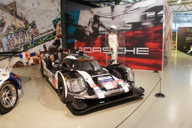 Musée Automobile de La Sarthe - Musée des 24 heures - Page 3 Dsc07549