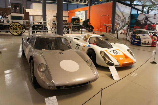 Musée Automobile de La Sarthe - Musée des 24 heures - Page 3 Dsc07550