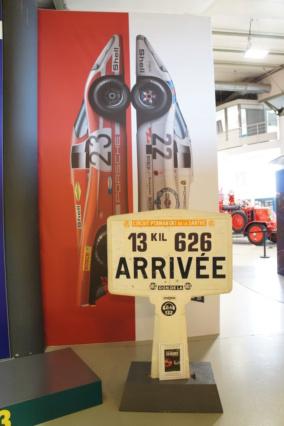 Musée Automobile de La Sarthe - Musée des 24 heures - Page 3 Dsc07612