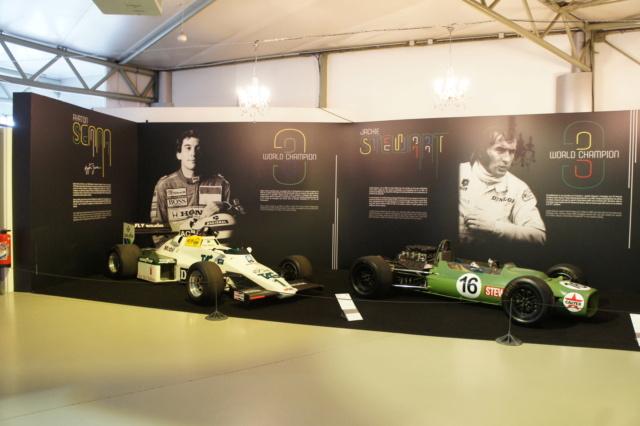 Musée Automobile de La Sarthe - Musée des 24 heures - Page 3 Dsc07615