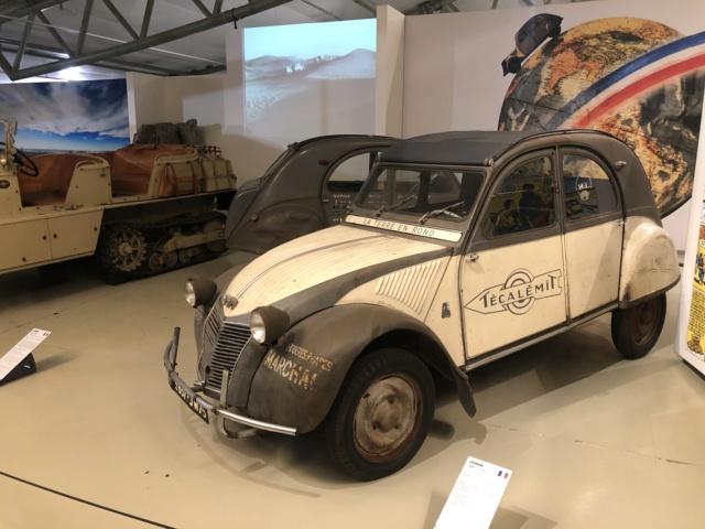 Musée Automobile de La Sarthe - Musée des 24 heures - Page 3 Img_6517