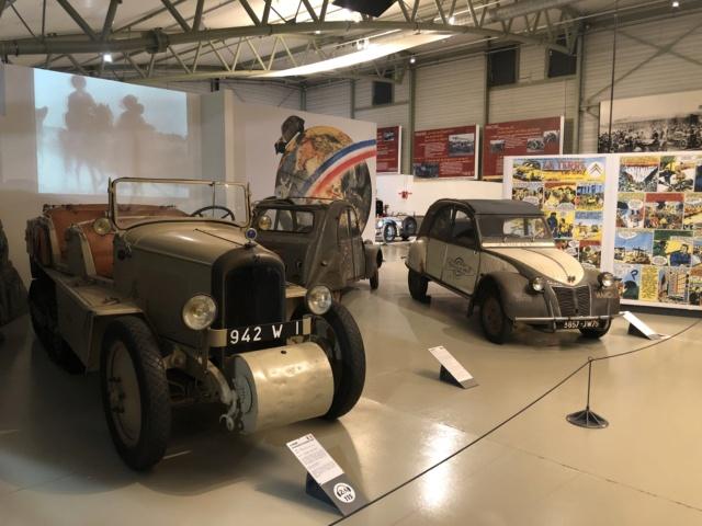 Musée Automobile de La Sarthe - Musée des 24 heures - Page 3 Img_6519