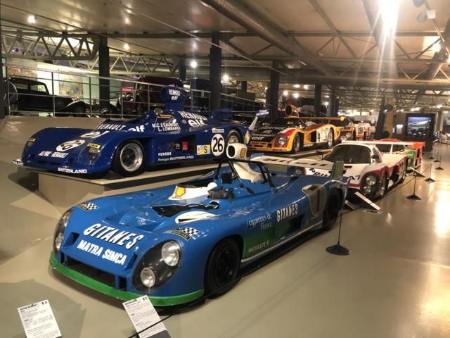 Musée Automobile de La Sarthe - Musée des 24 heures - Page 3 Img_6522