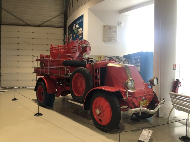 Musée Automobile de La Sarthe - Musée des 24 heures - Page 3 Img_6524